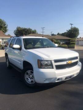 2007 Chevrolet Tahoe for sale at SoCal Motors in Los Alamitos CA