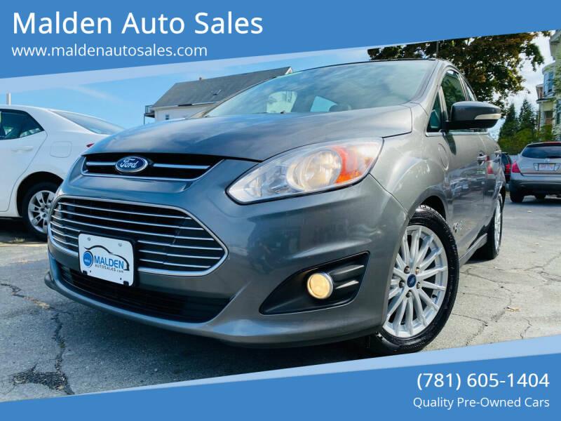 2013 Ford C-MAX Energi for sale at Malden Auto Sales in Malden MA