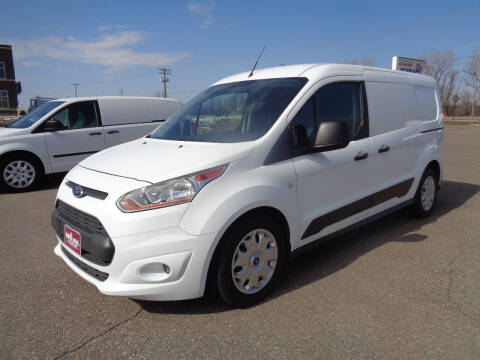 2016 Ford Transit Connect Cargo for sale at King Cargo Vans INC in Savage MN