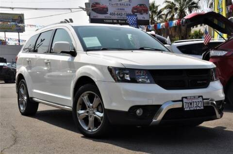 2017 Dodge Journey for sale at AMC Auto Sales, Inc in San Jose CA