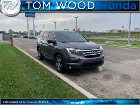 2016 Honda Pilot for sale at Tom Wood Honda in Anderson IN