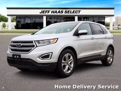 2017 Ford Edge for sale at JEFF HAAS MAZDA in Houston TX