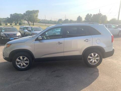 2011 Kia Sorento for sale at Iowa Auto Sales, Inc in Sioux City IA