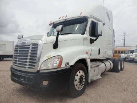2013 Freightliner CASCADIA 125SLP for sale at Regio Truck Sales in Houston TX