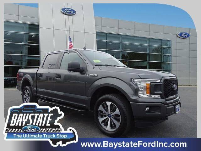 2020 Ford F-150 for sale at Baystate Ford in South Easton MA