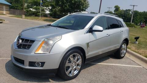 2010 Cadillac SRX for sale at Nationwide Auto in Merriam KS