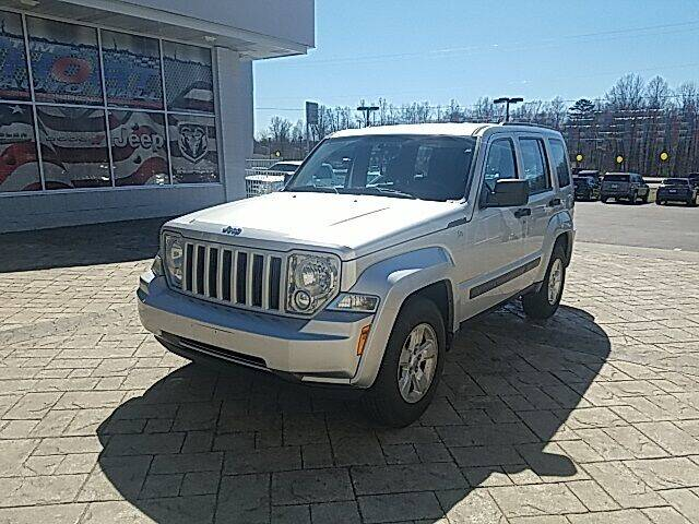 2011 Jeep Liberty for sale at Tim Short Auto Mall in Corbin KY