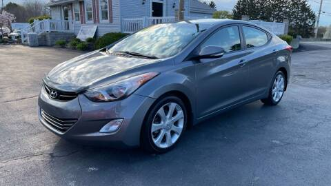 2013 Hyundai Elantra for sale at RBT Automotive LLC in Perry OH