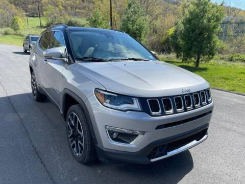 2018 Jeep Compass for sale at Hawkins Chevrolet in Danville PA