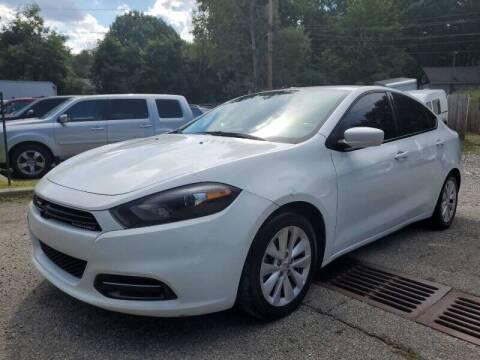2014 Dodge Dart for sale at AMA Auto Sales LLC in Ringwood NJ