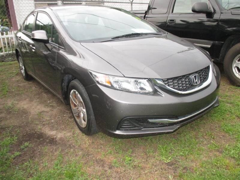 2013 Honda Civic for sale at New Gen Motors in Lakeland FL