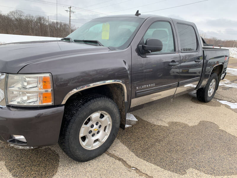 2010 Chevrolet Silverado 1500 for sale at 51 Auto Sales in Portage WI