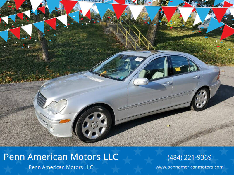 2006 Mercedes-Benz C-Class for sale at Penn American Motors LLC in Allentown PA