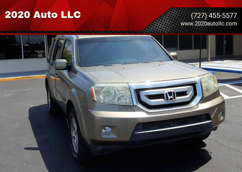 2009 Honda Pilot for sale at 2020 AUTO LLC in Clearwater FL