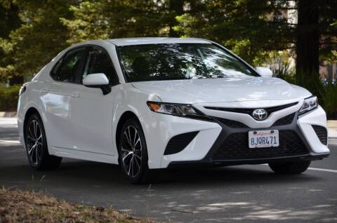 2019 Toyota Camry for sale at Brand Motors llc in Belmont CA