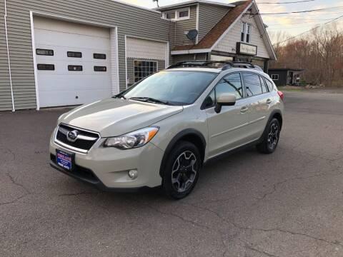 2014 Subaru XV Crosstrek for sale at Prime Auto LLC in Bethany CT