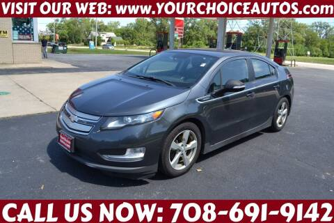 2013 Chevrolet Volt for sale at Your Choice Autos - Crestwood in Crestwood IL