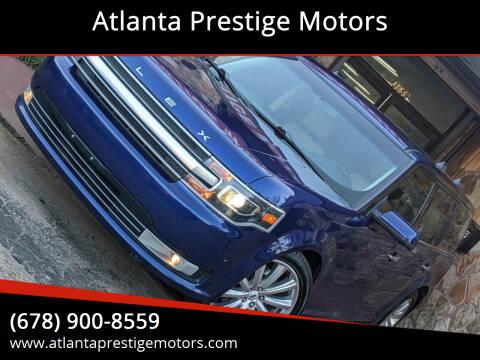 2014 Ford Flex for sale at Atlanta Prestige Motors in Decatur GA