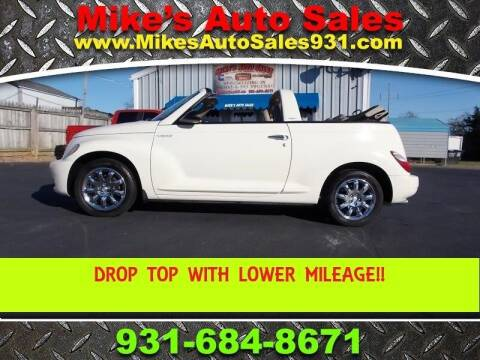 2006 Chrysler PT Cruiser for sale at Mike's Auto Sales in Shelbyville TN