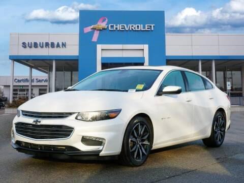 2017 Chevrolet Malibu for sale at Suburban Chevrolet of Ann Arbor in Ann Arbor MI