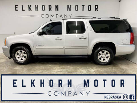 2014 GMC Yukon XL for sale at Elkhorn Motor Company in Waterloo NE