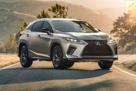 2021 Lexus RX 350 for sale at Diamante Leasing in Brooklyn NY