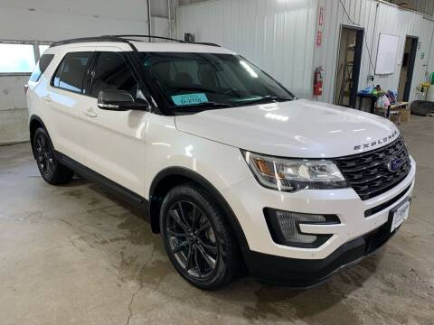 2017 Ford Explorer for sale at Premier Auto in Sioux Falls SD