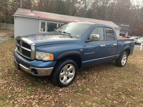 2004 Dodge Ram Pickup 1500 for sale at Manny's Auto Sales in Winslow NJ