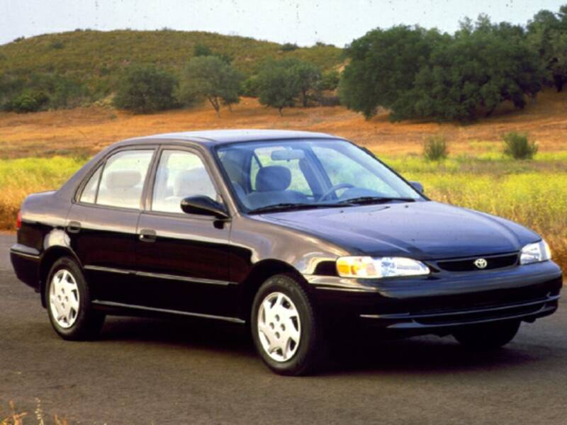 1999 Toyota Corolla for sale at TTC AUTO OUTLET/TIM'S TRUCK CAPITAL & AUTO SALES INC ANNEX in Epsom NH