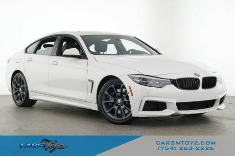 2018 BMW 4 Series for sale at JumboAutoGroup.com - Carsntoyz.com in Hollywood FL
