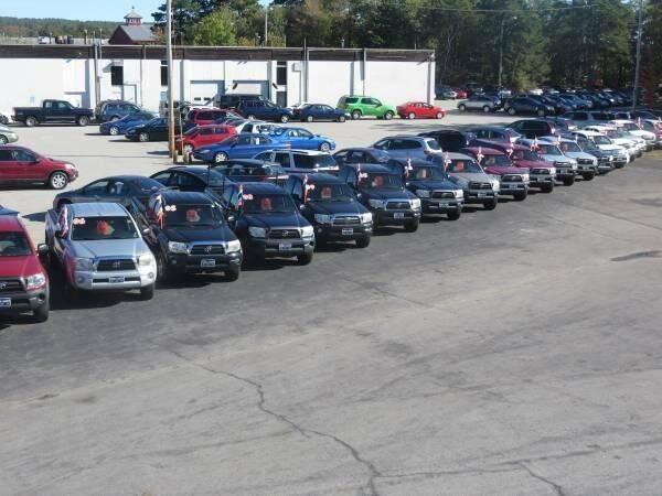 2007 Toyota 4Runner SR5 4dr SUV 4WD V8 - Concord NH
