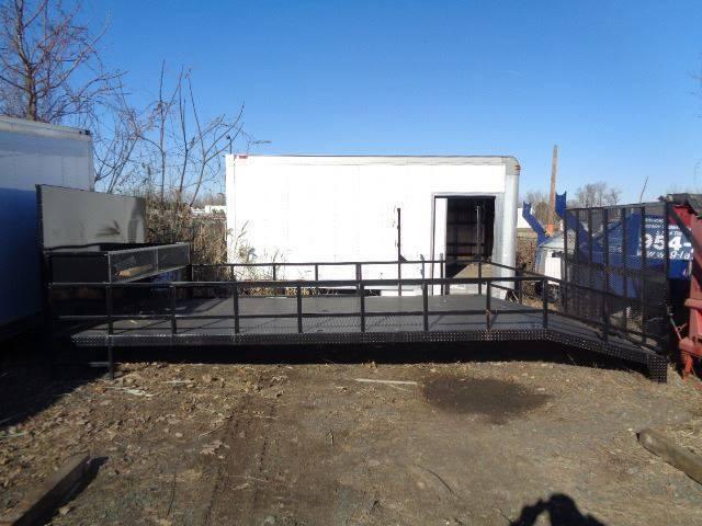 2012 Landscaper Body for sale at Advanced Truck in Hartford CT