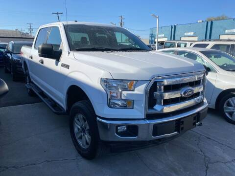 2017 Ford F-150 for sale at Major Car Inc in Murray UT