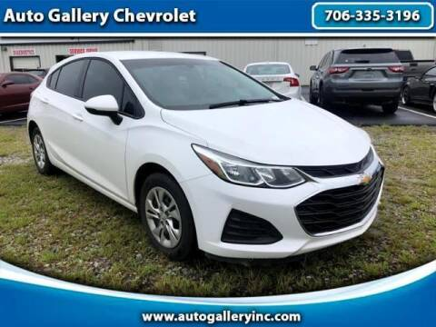 2019 Chevrolet Cruze for sale at Auto Gallery Chevrolet in Commerce GA