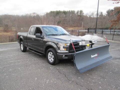 2015 Ford F-150 for sale at Tri Town Truck Sales LLC in Watertown CT