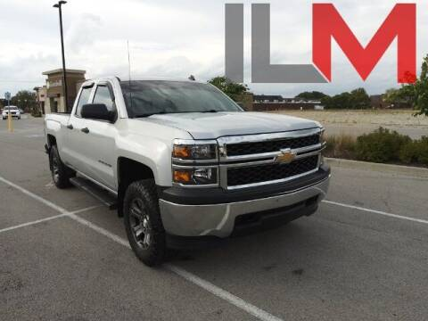 2014 Chevrolet Silverado 1500 for sale at INDY LUXURY MOTORSPORTS in Fishers IN
