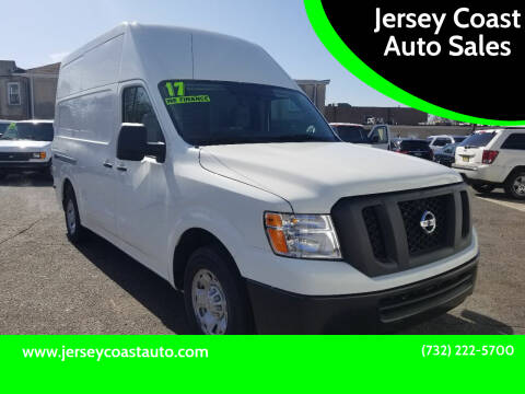 2017 Nissan NV Cargo for sale at Jersey Coast Auto Sales in Long Branch NJ