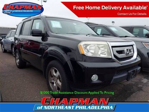 2011 Honda Pilot for sale at CHAPMAN FORD NORTHEAST PHILADELPHIA in Philadelphia PA