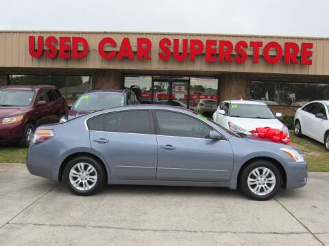 2012 Nissan Altima for sale at Checkered Flag Auto Sales NORTH in Lakeland FL