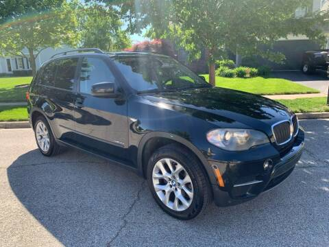 2011 BMW X5 for sale at Via Roma Auto Sales in Columbus OH