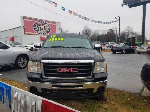 2010 GMC Sierra 1500 for sale at AUTOPLEX 528 LLC in Huntsville AL