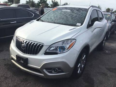 2013 Buick Encore for sale at Top Garage Commercial LLC in Ocoee FL