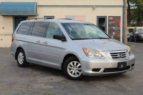 2010 Honda Odyssey for sale at Dynamics Auto Sale in Highland IN