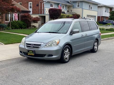 2007 Honda Odyssey for sale at Reis Motors LLC in Lawrence NY