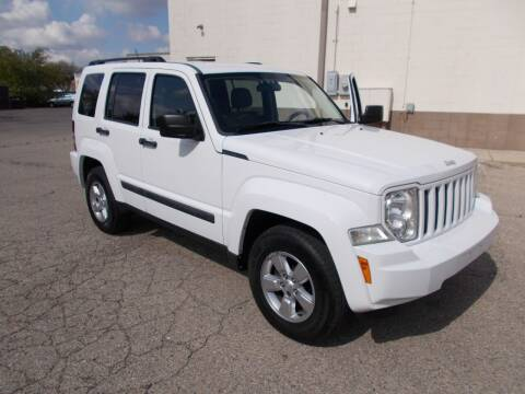 2011 Jeep Liberty for sale at Wheels and Deals in New Lebanon OH