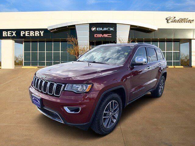 2018 Jeep Grand Cherokee for sale at AutoJacksTX.com in Nacogdoches TX