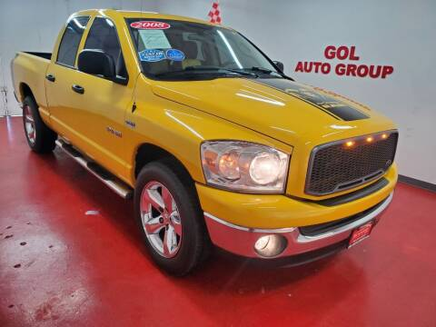 2008 Dodge Ram Pickup 1500 for sale at GOL Auto Group in Austin TX