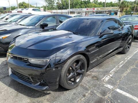 2014 Chevrolet Camaro for sale at Castle Used Cars in Jacksonville FL