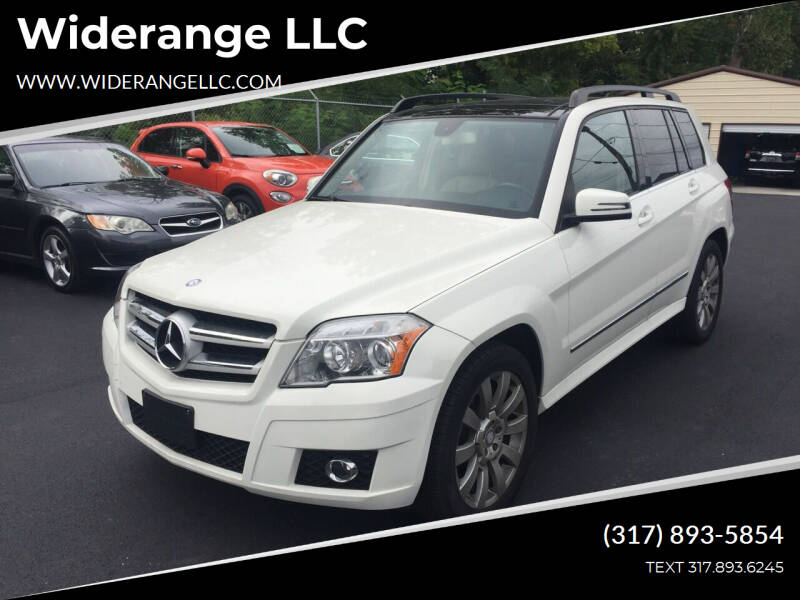 2012 Mercedes-Benz GLK for sale in Greenwood, IN