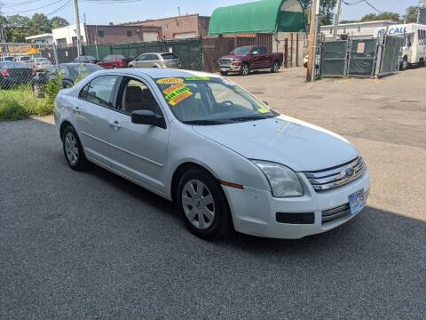 2007 Ford Fusion for sale at Adams Street Motor Company LLC in Boston MA
